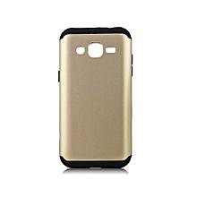 Galaxy J5 - Slim Armor Case - Gold