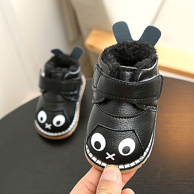 Buy Neworldline Shallow Baby Shoes Autumn Winter Warm Baby Girl