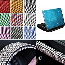 1558Pc Self Adhesive Diamante Stick On Bling Rhinestones Gems Crystals Craft 4mm Purple
