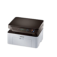 M2070 Multipurpose Printer (monochrome) - Black & Silver