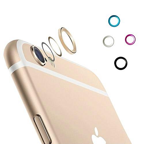 5PCS IPhone6 Camera Lens Metal Ring Cover