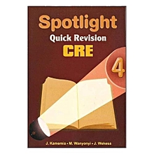 Spotlight Quick Revision CRE 4