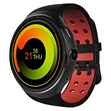 Zeblaze THOR 3G Smartwatch Phone 1.4 inch Android 5.1 MTK6580M Quad Core 1.0GHz 1GB RAM 16GB ROM Bluetooth 4.0 AMOLED Corning Gorilla Glass 3 Screen - BLACK