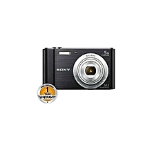 Cybershot Digital Camera W-800 - {20.1 MP}