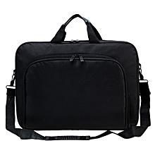 Portable Business Handbag Shoulder Laptop Notebook Bag Case Suitable for 15 inch