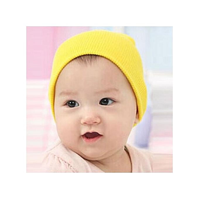 Baby Beanie Boy Girls Soft Hat Children Winter Warm Kids Knitted Cap YE a0417f1c7339