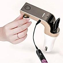 CAR Bluetooth, CAR FM Modulator-  Smart Phone Wireless In-Car FM Adapter