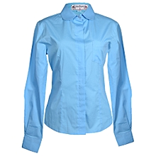 Ladies  Shirt - Nairobi Blue
