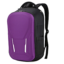 Large Capacity PVC Waterproof Business Casual Travel Anti-theft Backpack