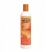 Shea Butter for Natural Hair Conditioning Creamy Hair Lotion - 355ml