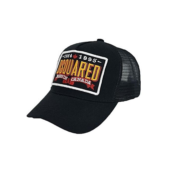 1PC New Fashion Men And Women Outdoor Summer Mesh Cap Sun Hat Caps Peaked  Cap a256da9deec