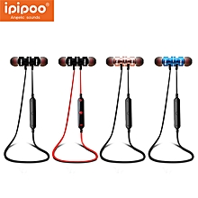 Ipipoo IL93BL Wireless Bluetooth 4.2 Sport Earphone Earbuds Stereo Headset with Mic Hands Free