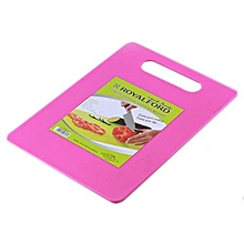 RF7325-Cutting Board -Professional Chopping -Pink