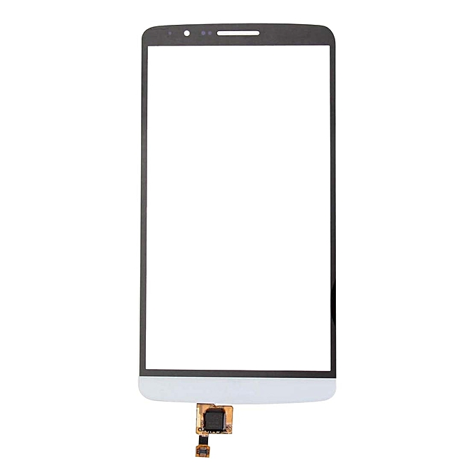 iPartsBuy Touch Screen Replacement for LG G3 / D850 / D855(White)