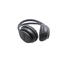 BAT Wireless Stereo Headphones - Black