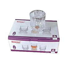 Long Drink Glasses - 6 Pieces.