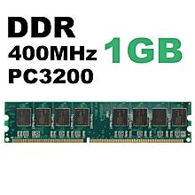 1GB PC3200 DDR400 400MHz 333 266 Desktop PC DIMM Memory RAM 184-pin Non-ECC