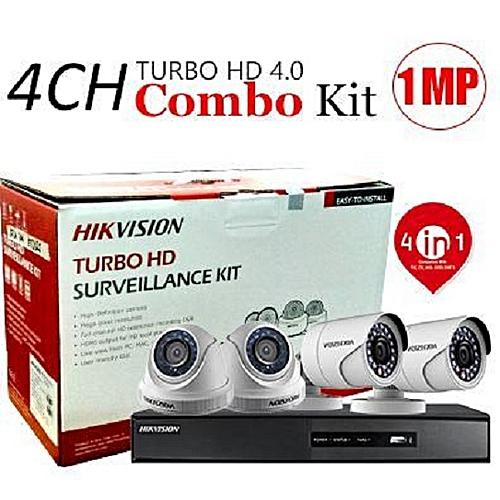3164f2e00 HikVision CCTV Camera kit 4 cameras   Best Price