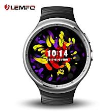 LEMFO LES1 1.39 Inch AMOLED Touch Screen Smart Watch GPS Navigation 2.0MP HD Camera Smart Health Watch Best Gift