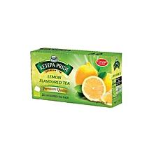 Pride Lemon Flavour Tea 50 g 25 Bags