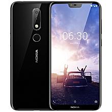 NOKIA X6 4G Phablet 5.8 inch Android 8.1 6GB RAM 64GB ROM-BLACK
