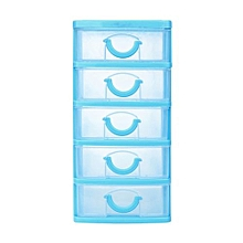 Durable Plastic Mini Desktop Drawer Sundries Case Small Objects