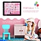 HP Children Touch Tablet Pad Learning Reading Machine Early Education Machine - Pink