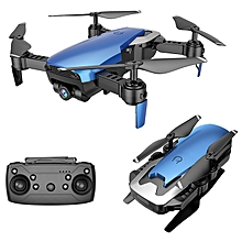 X12 WiFi FPV RC Drone Altitude Hold Wide-angle Lens Waypoints-OCEAN BLUE