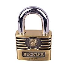 BUCKLER  padlock-Bronze