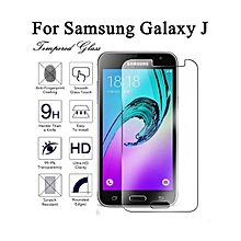 Samsung J Series Screen Protector Tempered Glass Durable Screen Protctor    SAMSUNG J32017    transparent