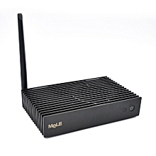 MeLE PCG35 APO Intel Apollo Lake Celeron J3455 4GB RAM 32GB ROM TV Box Mini PC Support Windows 10 US