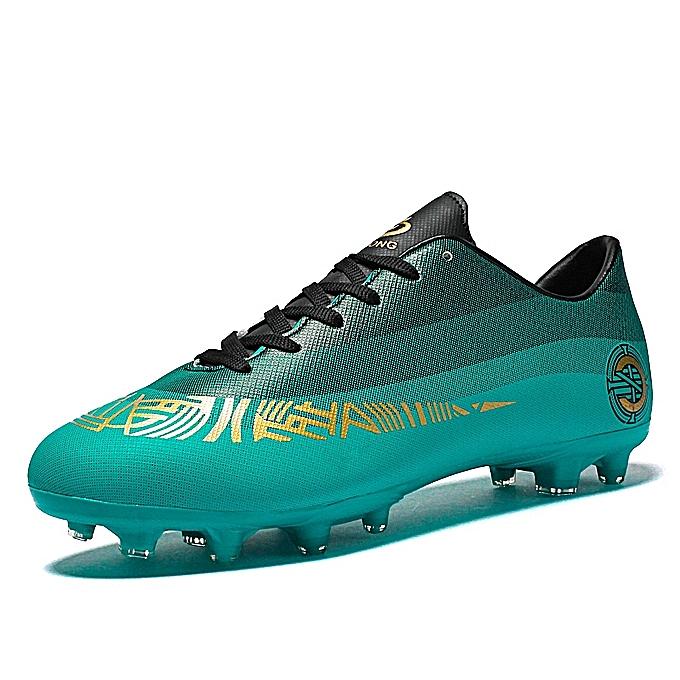 edb784463 Fashion Fashion Teens Men's Athletic Soccer Cleats Football Boots ...