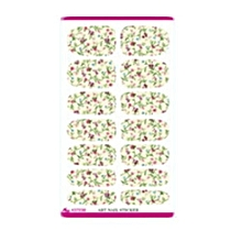 Fancyqube New Style Polish Nail Art Decals Manicure Stickers Foils Self Adhesive Wraps