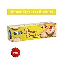 Sugar Free Dinner Crackers - 200g