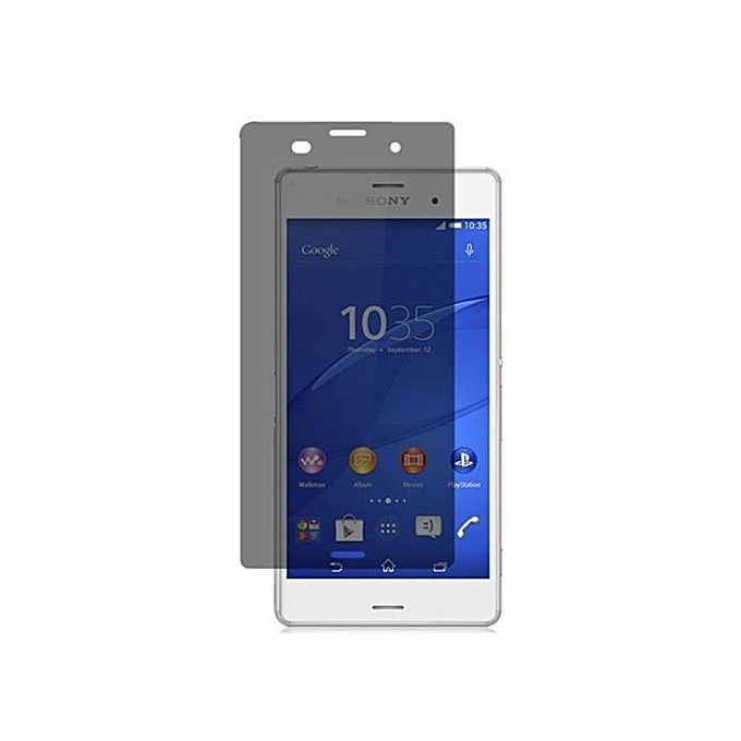 ... Sony Xperia Z2 D6503 Privacy Tempered Glass Screen Protector FREE