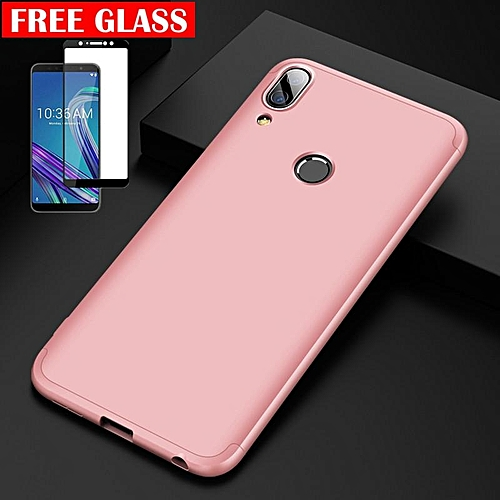 sale retailer 8a466 02885 Free Glass For ASUS Zenfone Max Pro M1 ZB602KL Case 360 Degree Full Body  Shockproof Protective Phone Case For For ASUS Zenfone Max Pro M1 181443 c-2  ...