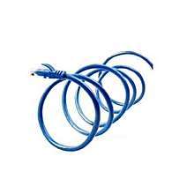 CAT6 Internet Connection Cable - 5M - Blue