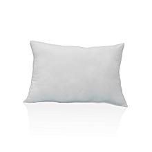 Superfoam White Fiber pillow 1000gms ( 100% pure fiber, medium to firm feel) 68 cm x  43 cm