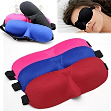 Honana Travel 3D Eye Mask Sleep Soft Padded Shade Cover Rest Relax Sleeping Aid