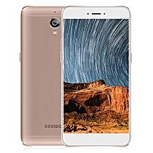 Coolpad E2C 4G Smartphone 5.0 inch(1GB+16GB)-CHAMPAGNE GOLD