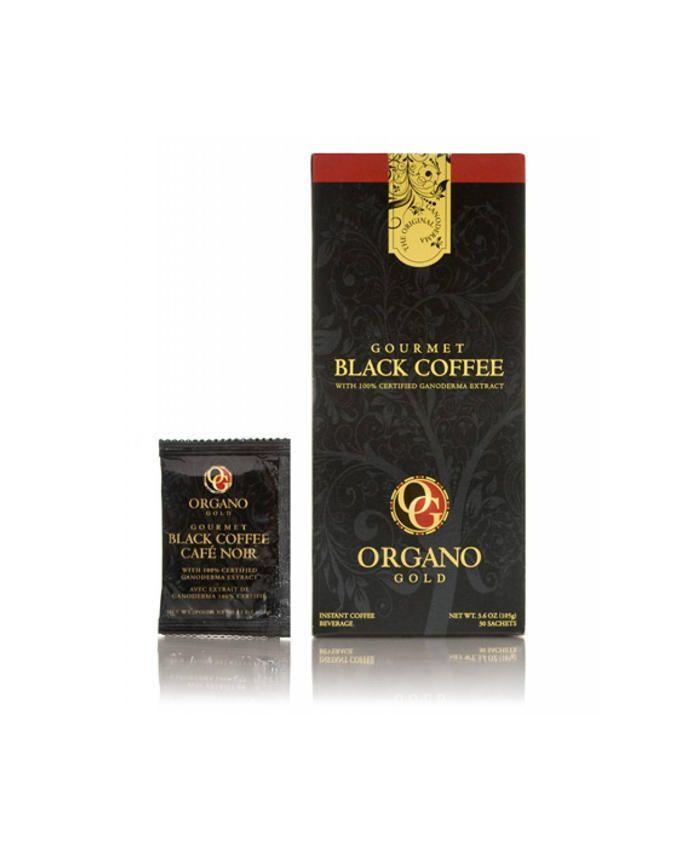 Benefits Of Organo Gold Gourmet Black Coffee