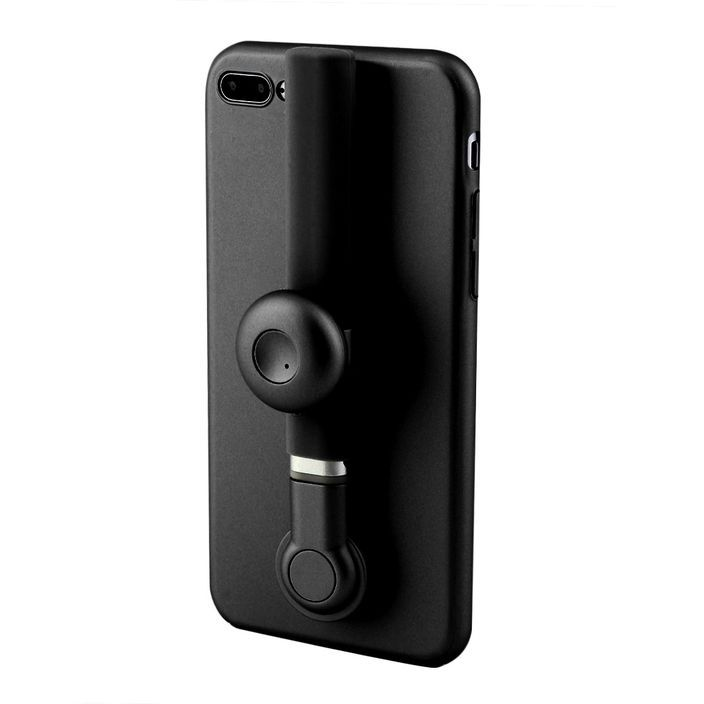 cocobuy luxury phone selfie stick phone case cover for iphone 7 for iphone 7p. Black Bedroom Furniture Sets. Home Design Ideas