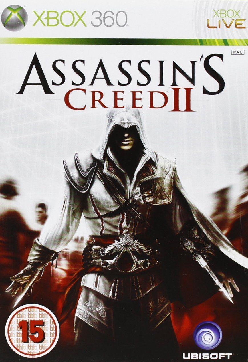 Ubisoft XBOX 360 Game Assassins Creed 2 | Buy online ...