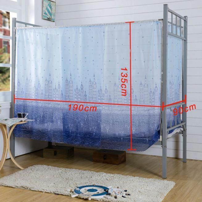 Neworldline Students Dormitory Bunk Beds Nets Spread