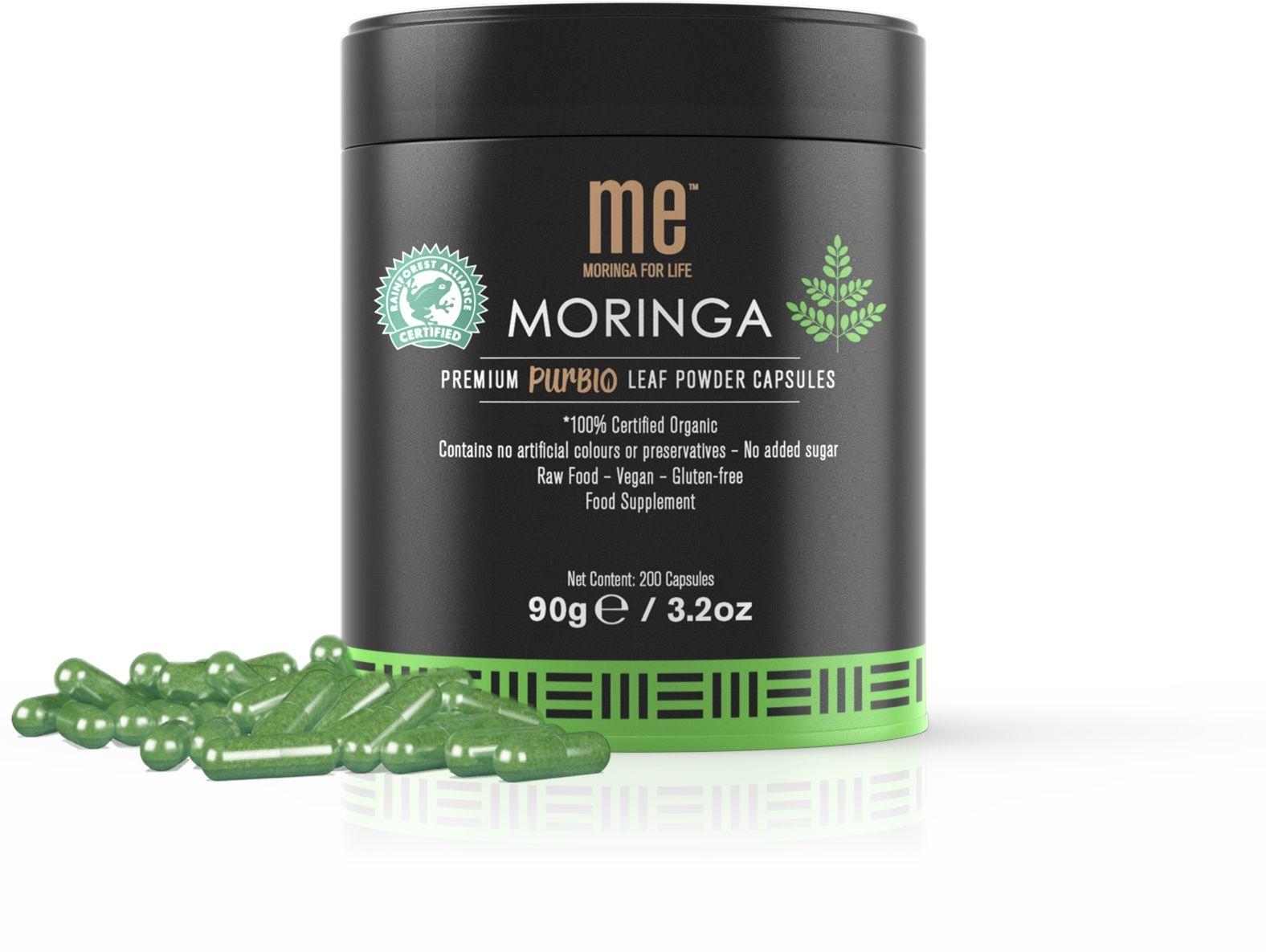 Me moringa moringa leaf powder capsules 200 capsules for Buy slimming world products online