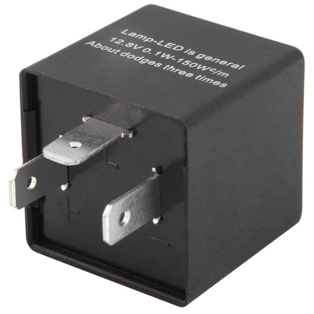 generic 12v 3 pin car adjsutable car led turn signal. Black Bedroom Furniture Sets. Home Design Ideas