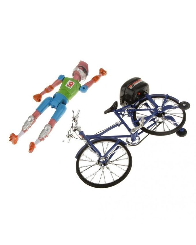 Exercise Bike Jumia Kenya: Magideal Electric Bicycle Figure Cycling Sound Music Toy