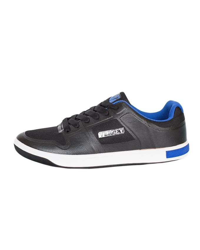 versey black royal blue s sporty casual shoes buy