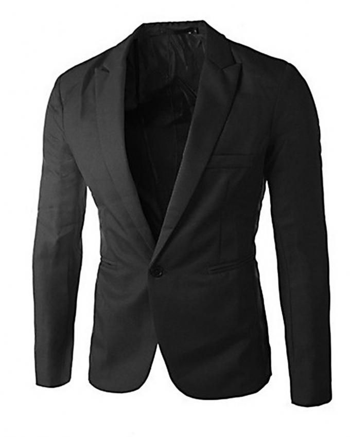 FASHION Slim Fit Menu0026#39;s Blazer Jacket - Black | Buy Online | Jumia Kenya