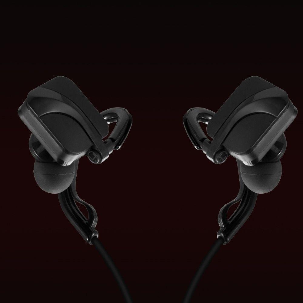 Neworldline Sports Bluetooth Headset Wireless Handsfree Headset For Voice Command Execution